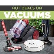 Hot Deals on Vacuums