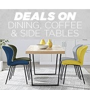 Deals on Dining, Coffee & Side Tables