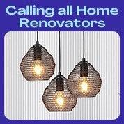 Home Renovator's Delight