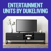 DukeLiving Entertainment Units Flash Sale