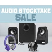Audio Stocktake Sale