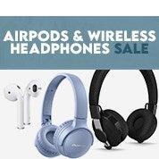 AirPods & Wireless Headphones Sale