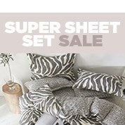 Super Sheet Set Sale