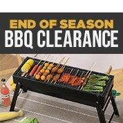 End of Season BBQ Clearance