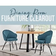 Dining Room Furniture Clearout