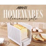 Avanti Homewares Clearance Sale