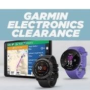 Garmin Electronics Clearance