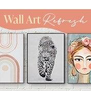 Wall Art Refresh