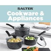 Salter Cookware & Appliances
