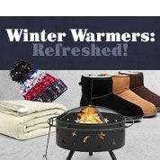 Winter Warmers: Refreshed!