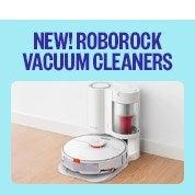 Roborock Smart Robot Vacuum Cleaners
