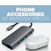 Phone Accessories at Bargain Prices