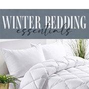 Winter Bedding Essentials