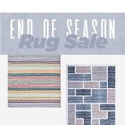 End of Season Rug Sale