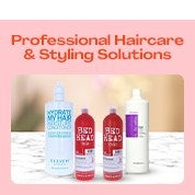 Professional Haircare for Less