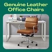 ErgoDuke Leather Office Chairs