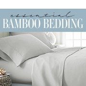 Essential Bamboo Bedding