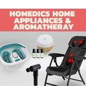 HoMedics Home Appliances & Aromatherapy
