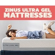 Zinus Ultra Gel Mattresses