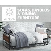 Sofas, Daybeds & Dining Furniture by Zinus
