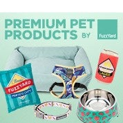 Premium Pet Products by FuzzYard
