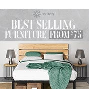 Best Selling Furniture From $75