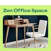 Zen Office Space