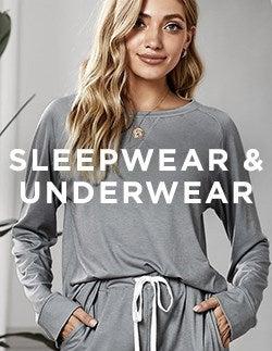 Sleepwear & Underwear