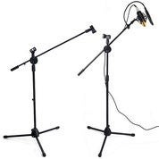 Microphone Stands, Clips & Mounts