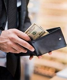Men's Wallets & Money Clips