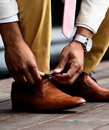 Men's Dress & Business Shoes