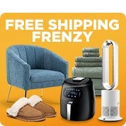 Free Shipping Frenzy