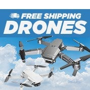 Free Shipping Drones