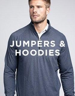 Men's Jumpers & Hoodies